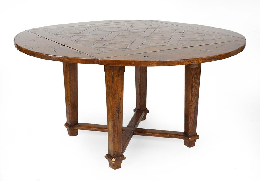 A Drop Leaf Table. - 2