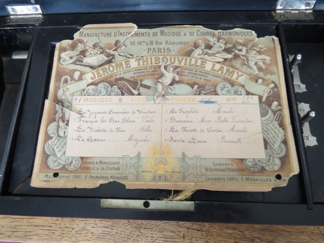 A French Music Box. - 4