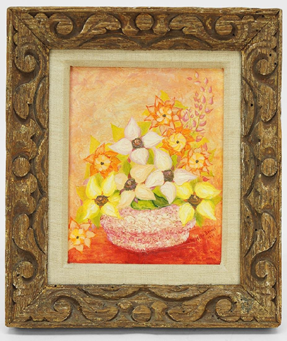Holly Brooke (American, 20th Century) Still Life with - 2