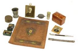 A Collection of Decorative Items