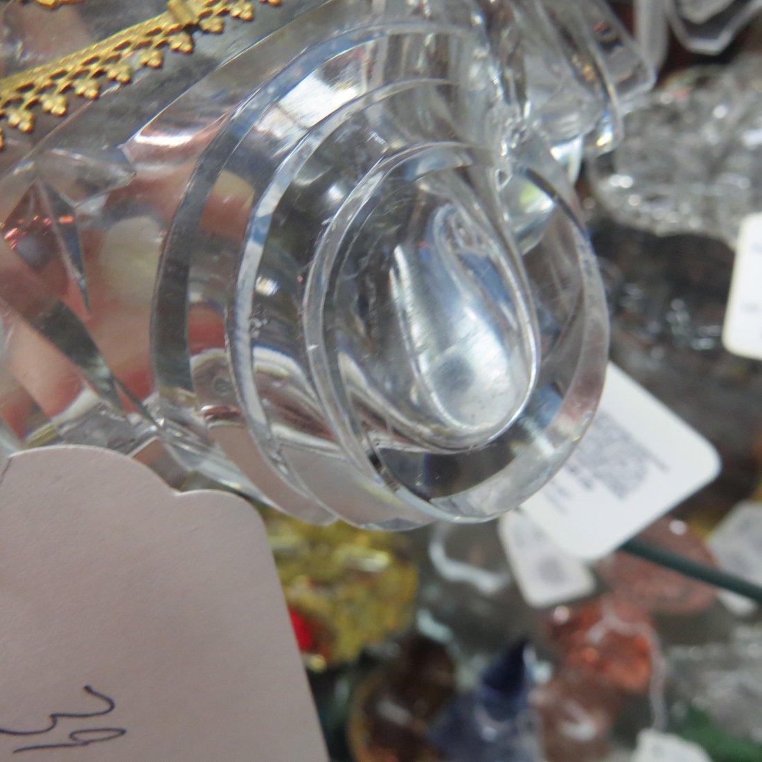 A 1920s Czechoslovakian Art Deco Perfume Bottle. - 3