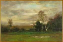 Dennis Sheehan (American, B. 1950) Landscape.