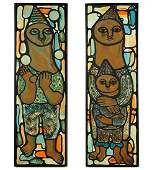 William Walker (American, 1927-2011) Two Works.