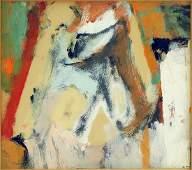 Stephen Greene (American, 1917-1999) Woman.