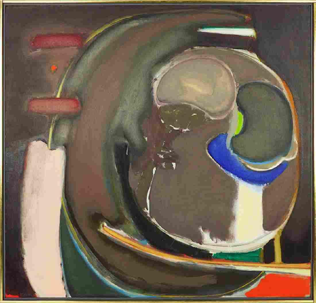 Stephen Greene (American, 1917-1999) Circle.