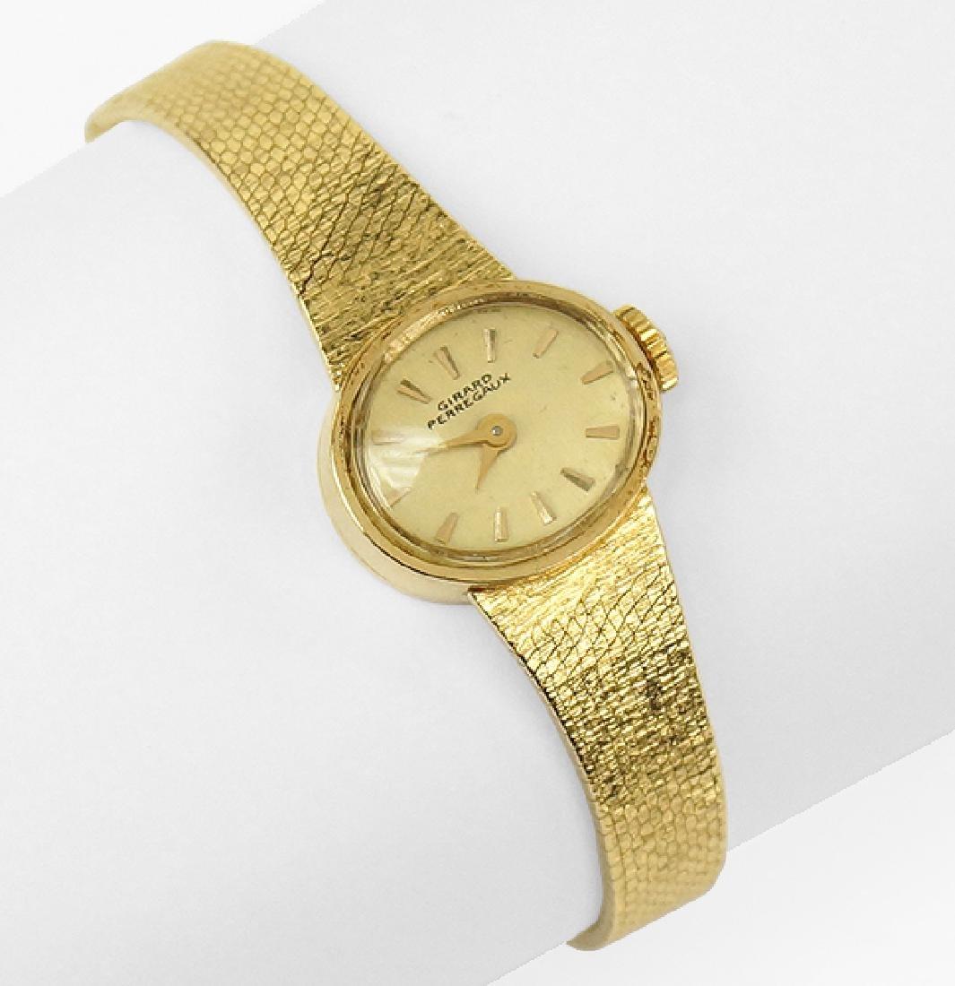 A Lady's Girard Perregaux Watch.