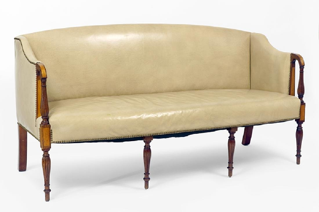 A Federal Style Sofa.