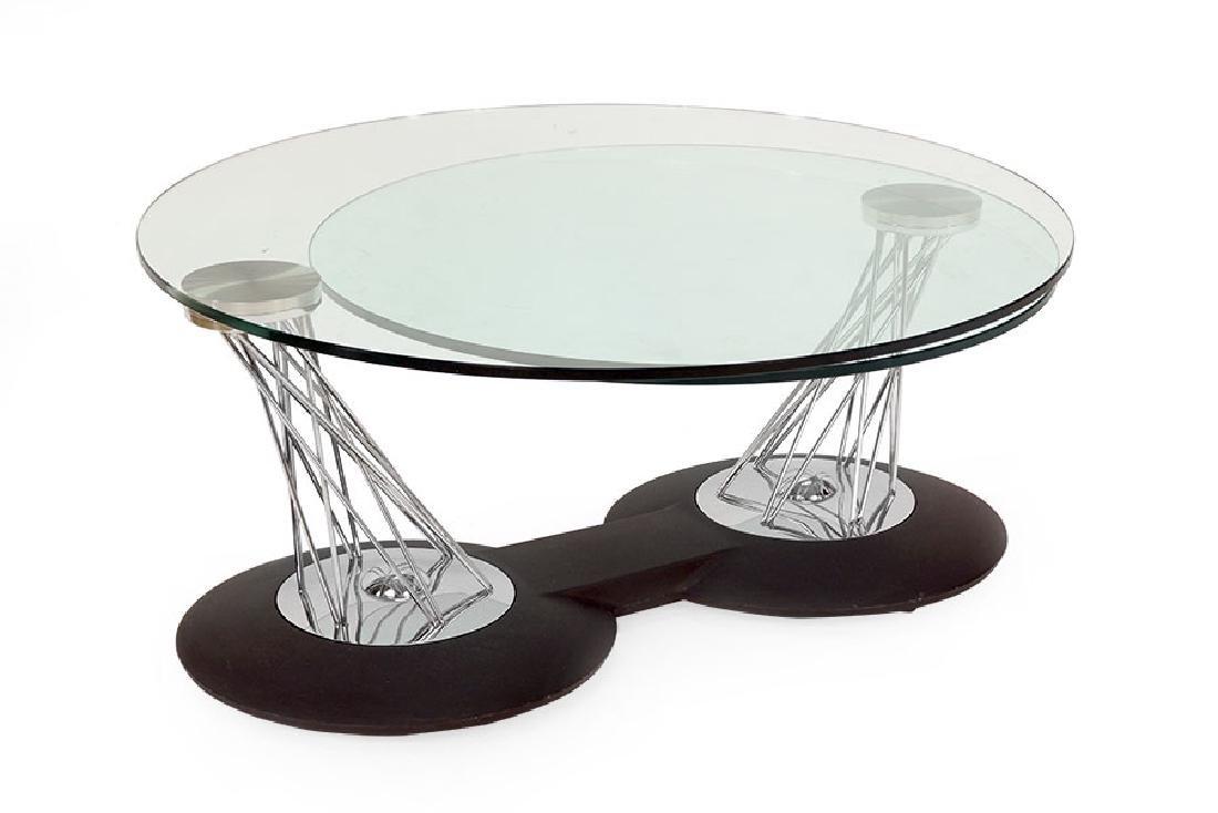 A Naos Cocktail Table.