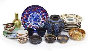A Collection of Asian Ceramic Table Articles.