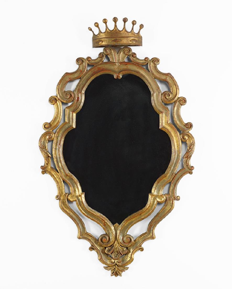 A Palladio Mirror.
