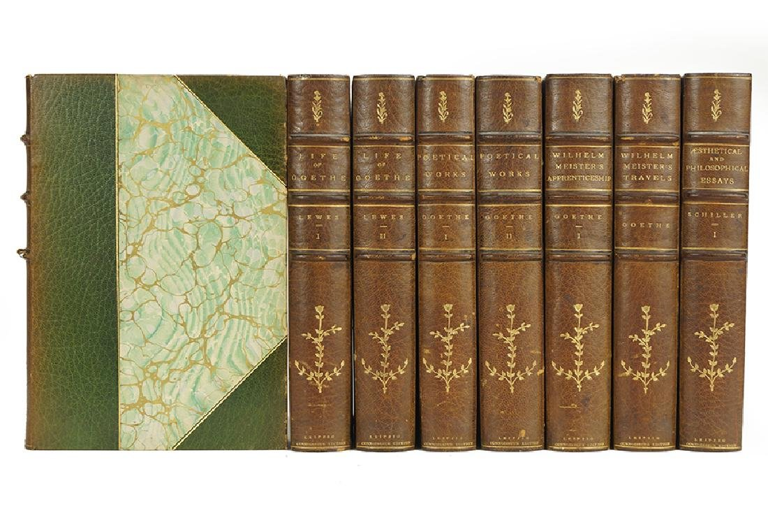 The Leipzig Connoisseur Edition of 'The Works of J.W.