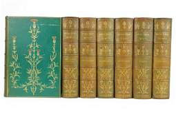 The Edition des Bibliophiles Walter Scotts Works
