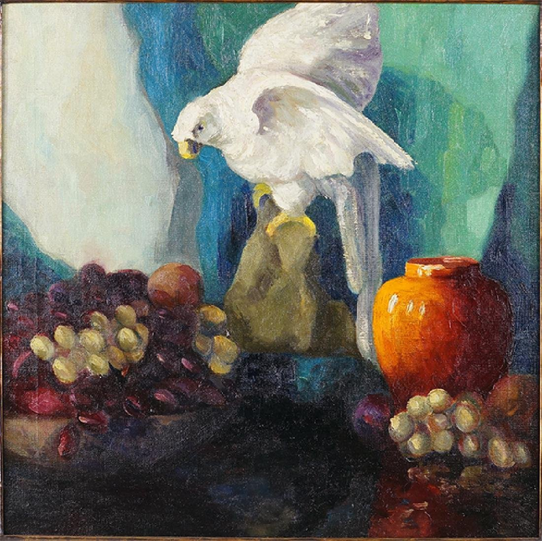 Artist Unknown (Early 20th Century) Still Life with