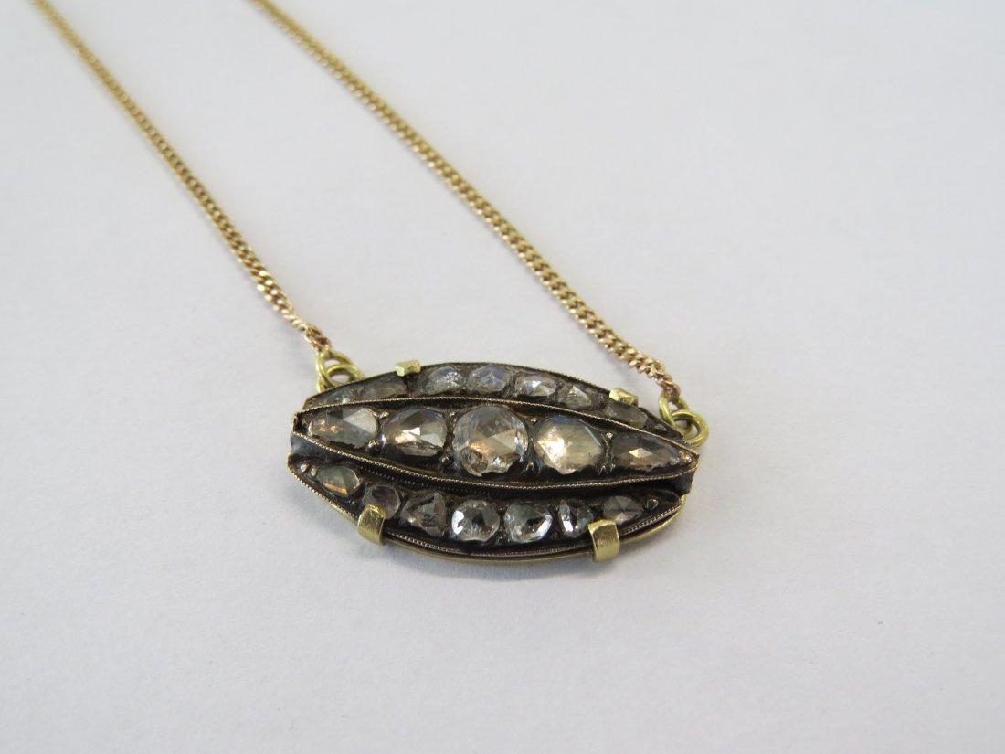A Diamond Necklace. - 3