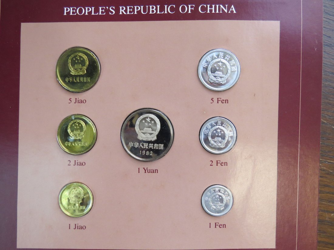 FRANKLIN MINT COIN SET OF ALL NATIONS. - 4