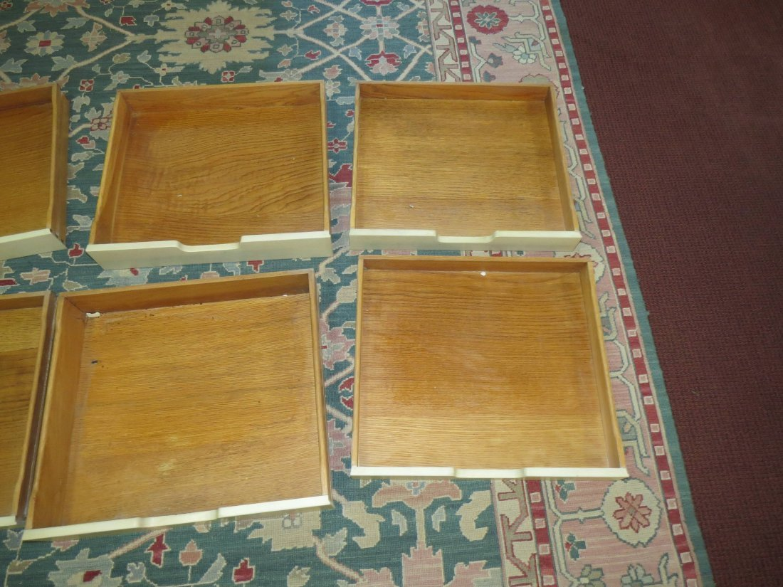 A Pair of Edward Wormley for Dunbar Mister Cabinets. - 8
