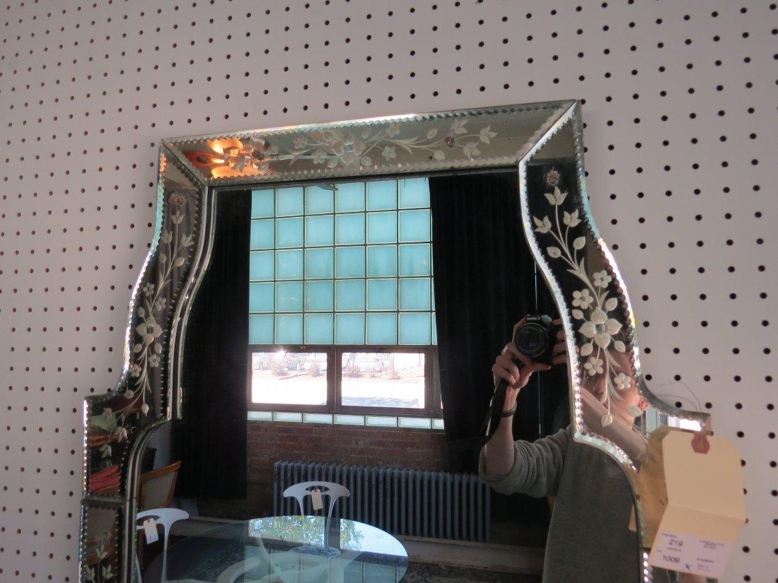 A Venetian Style Mirror. - 3