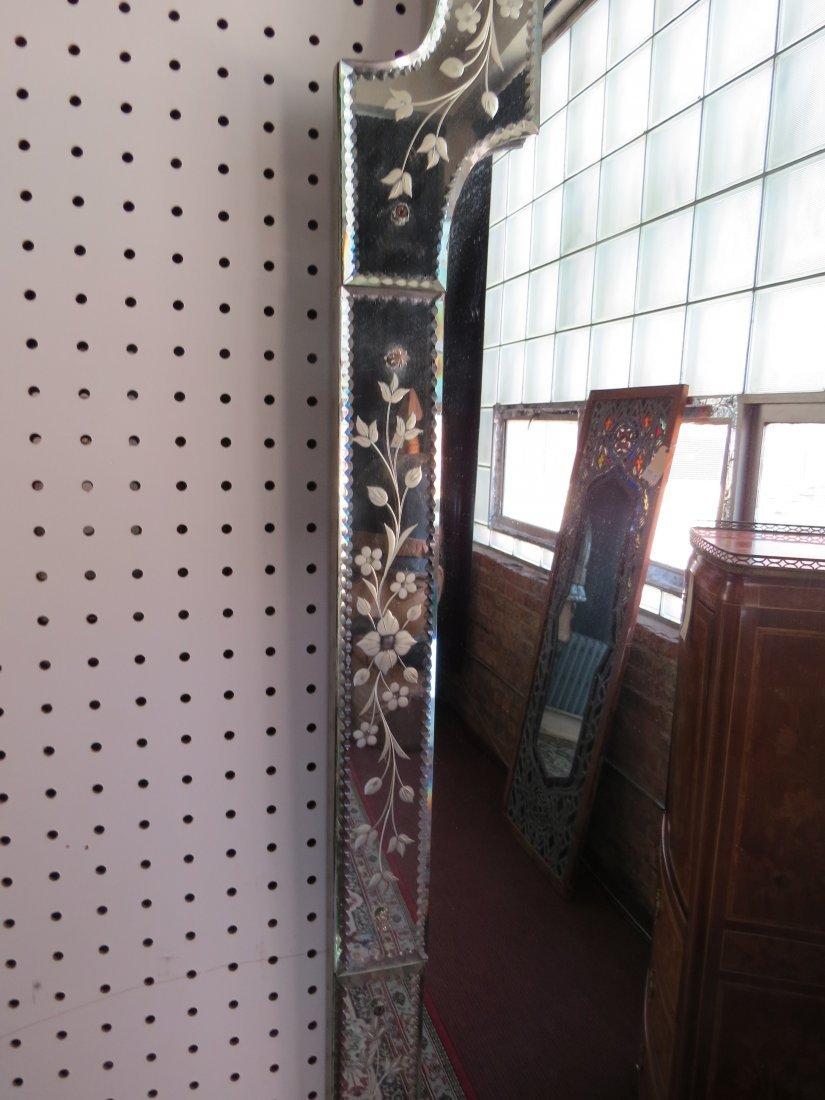 A Venetian Style Mirror. - 5