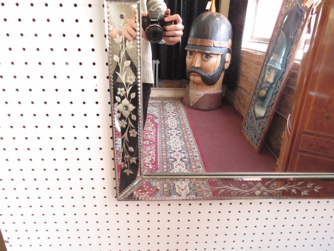A Venetian Style Mirror. - 6