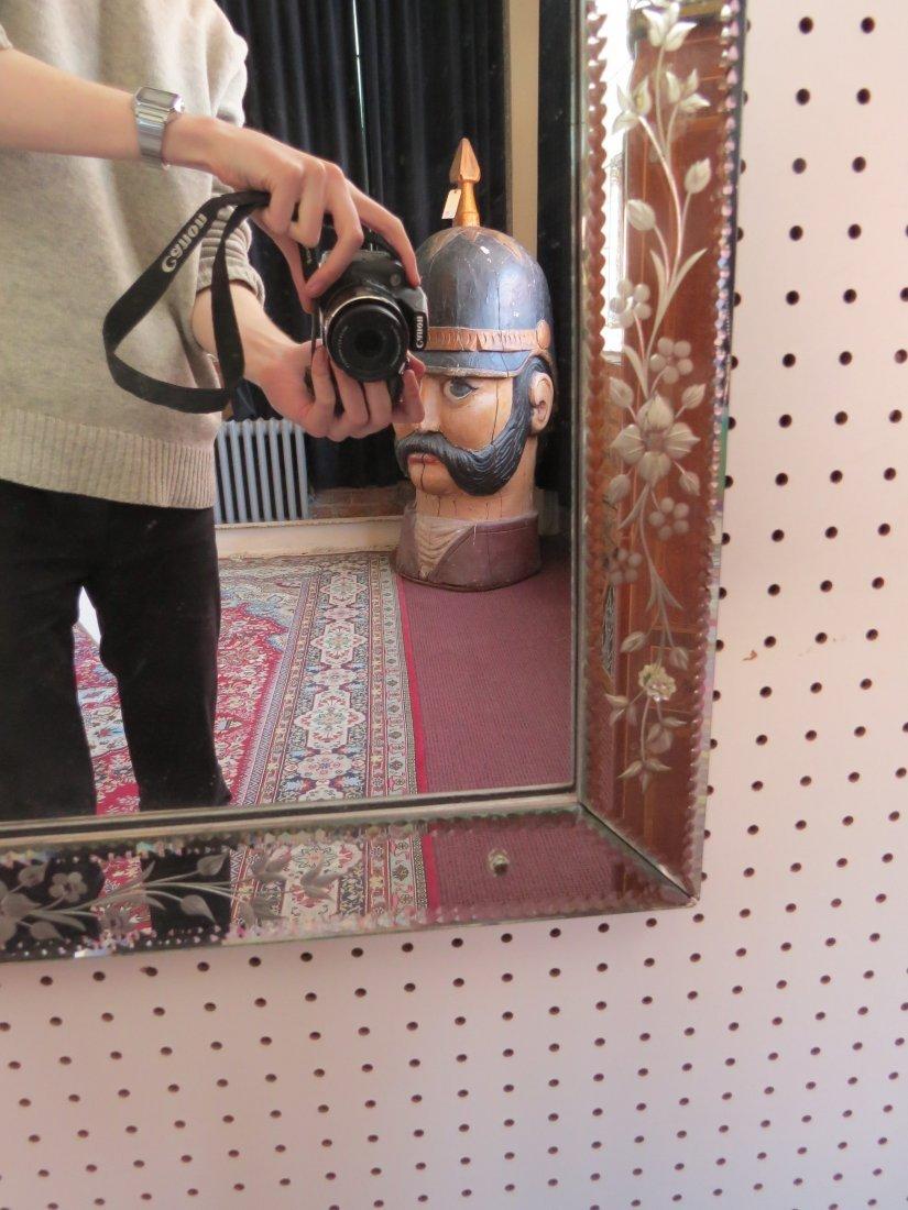 A Venetian Style Mirror. - 7