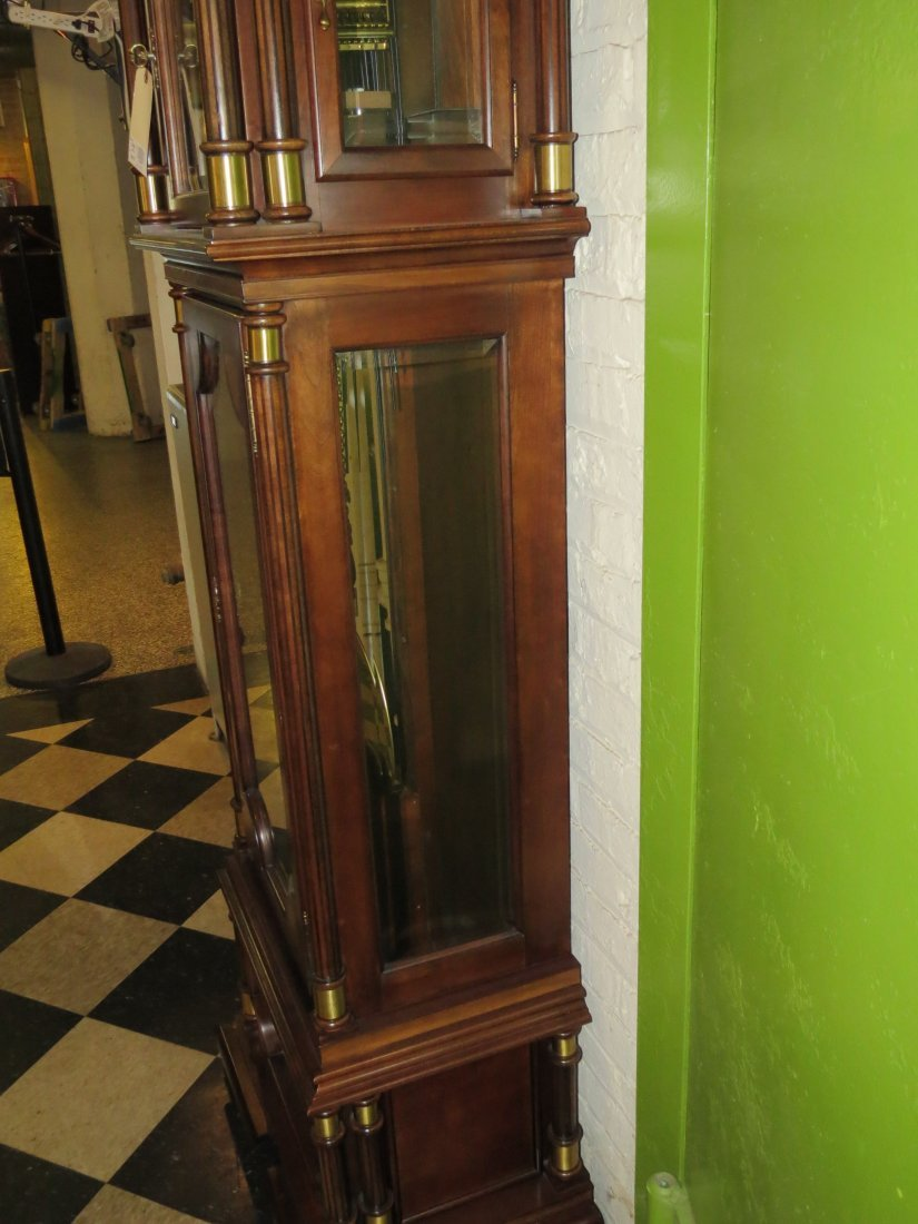 A Hamilton Grandfather Clock. - 7