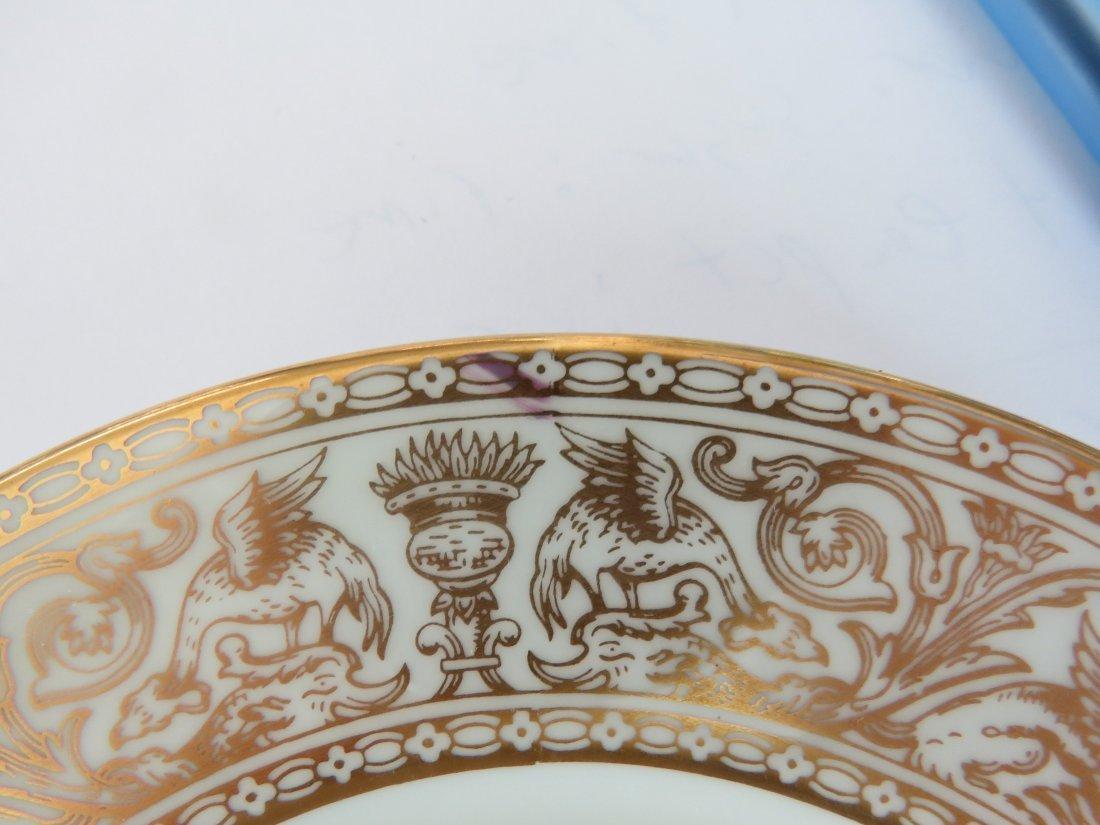 A Wedgwood Porcelain Dinner Service. - 10