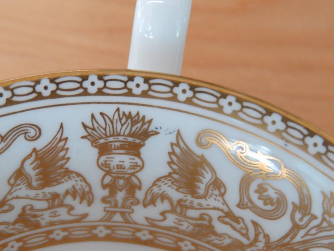 A Wedgwood Porcelain Dinner Service. - 2