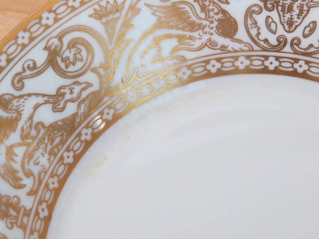 A Wedgwood Porcelain Dinner Service. - 6