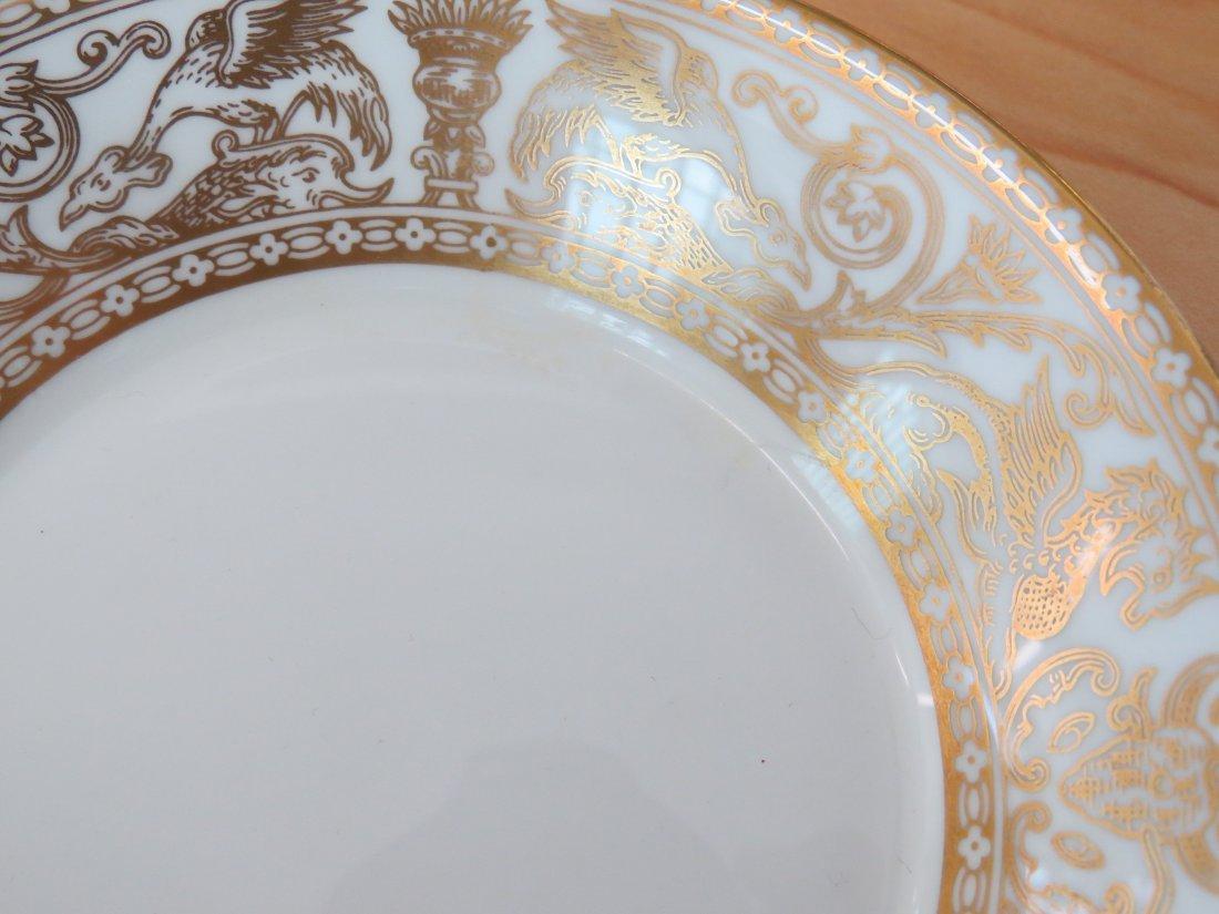 A Wedgwood Porcelain Dinner Service. - 7