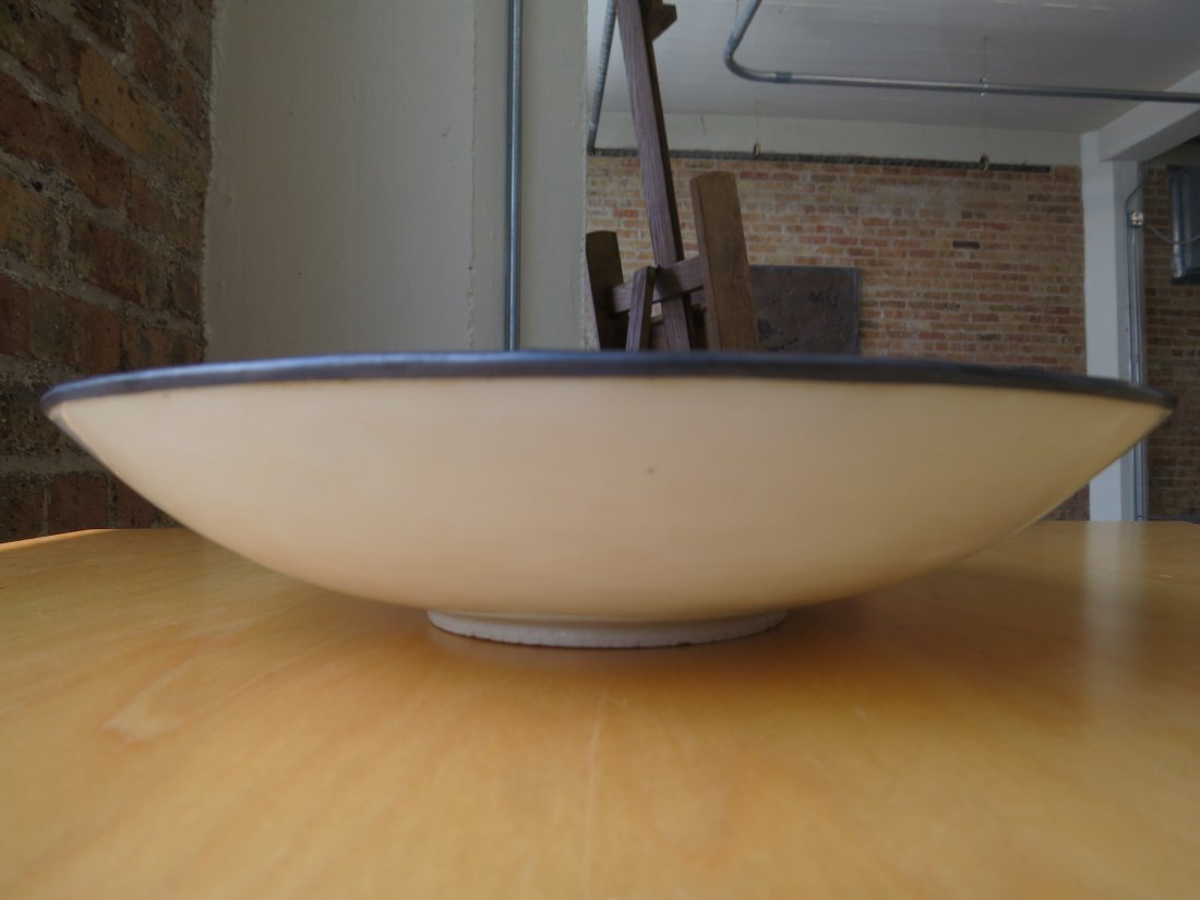 A Chinese Ding Ware Porcelain Bowl. - 7