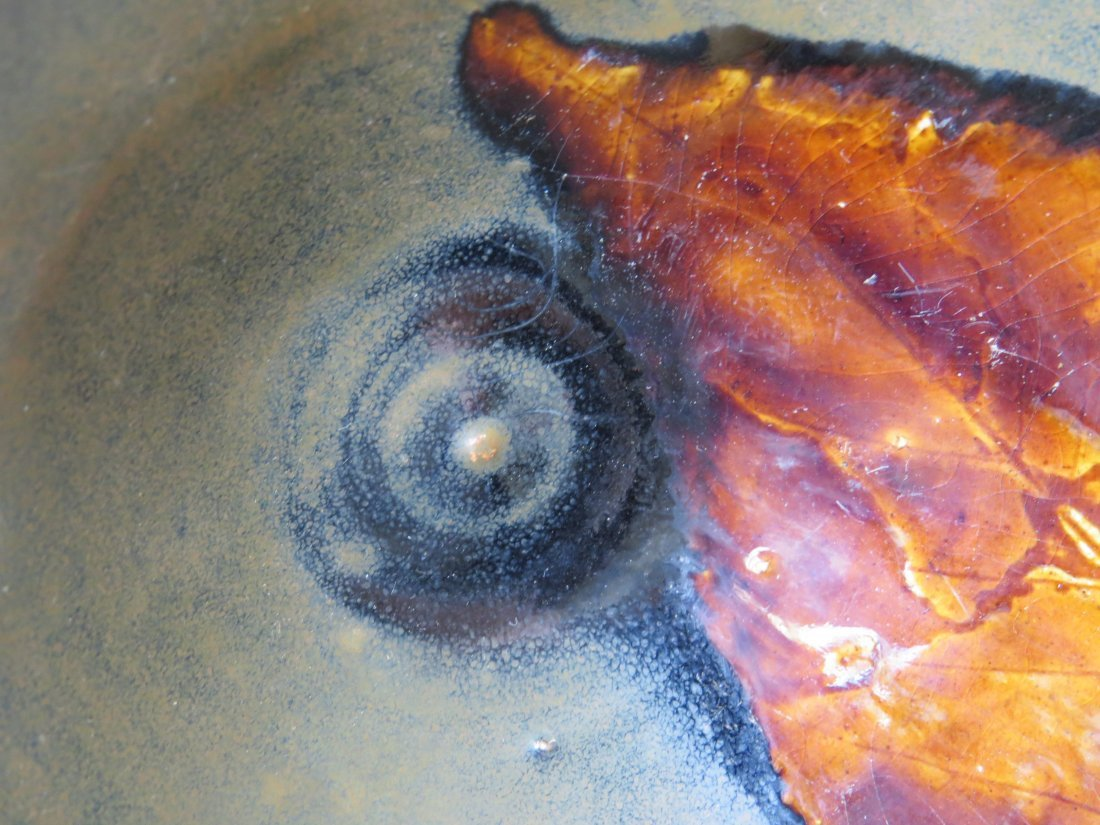 A Chinese Jizhou Ware Conical Leaf Bowl. - 8