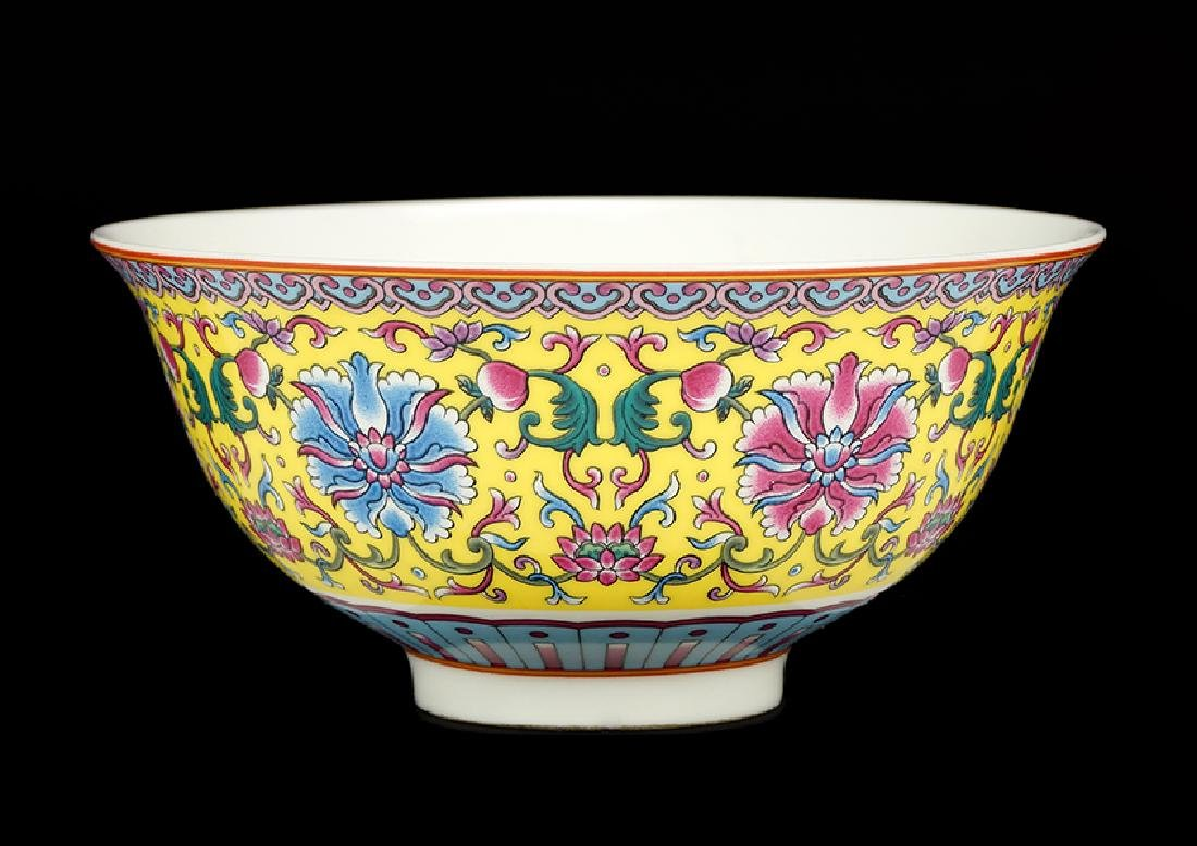 A Chinese Porcelain Bowl.