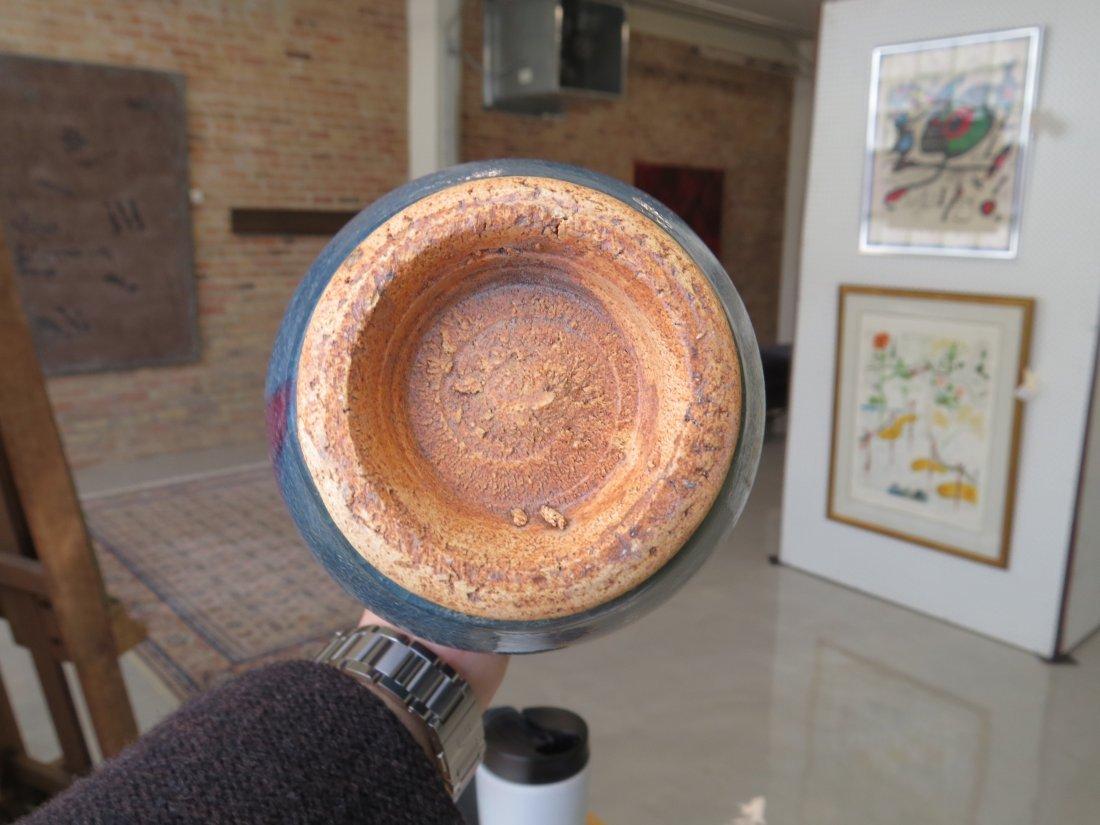 A Chinese Jun Ware Vase. - 8