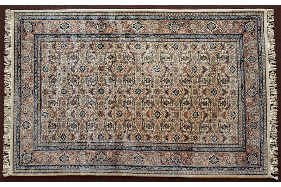 A Karastan Herati Carpet.