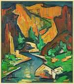 Juan Rimsa Argentinian 19031978 Cullin Manzano