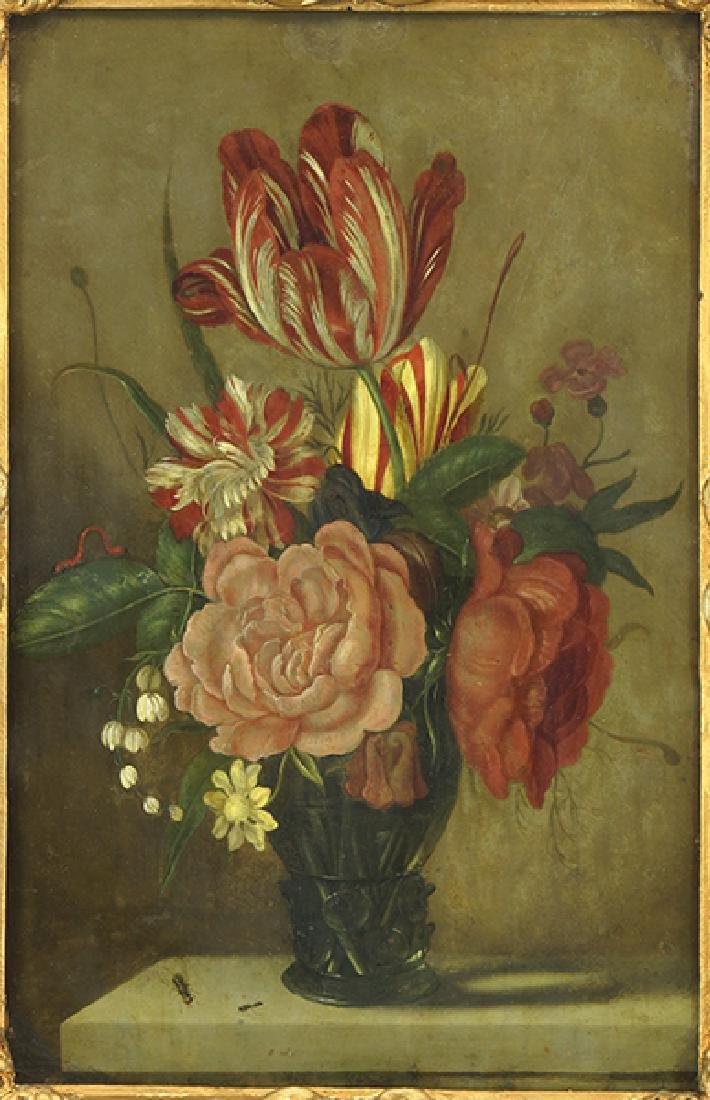 Attributed to Ambrosius Bosschaert II The Younger