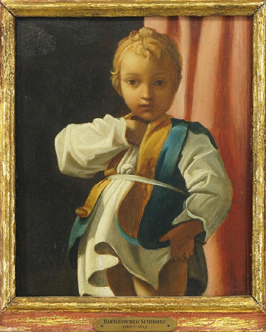 After Bartolomeo Schedoni (Italian, 1578-1615) Charity.
