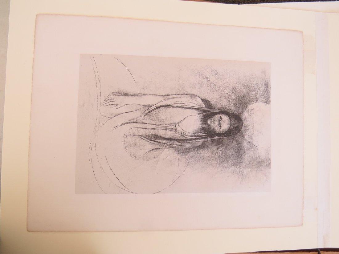 Odilon Redon (French, 1840-1916) L'Intelligence fut a - 2