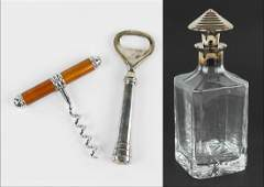 A Collection of Christofle Bar Accessories