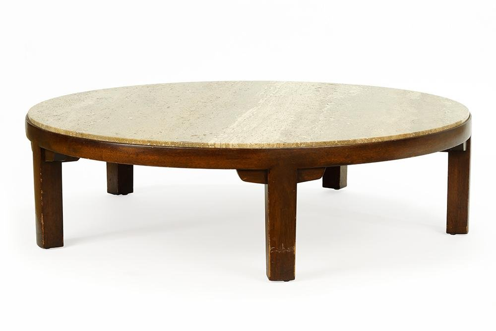 An Edward Wormley for Dunbar Low Table.