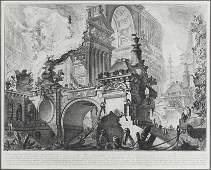 Giovanni Batista Piranesi (Italian, 1720-1778) Parte di