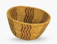 A Panamint Basket.