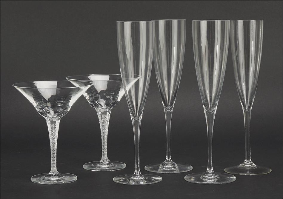 A Pair of Lalique