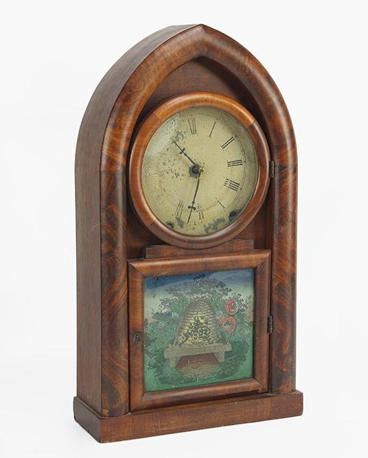 A New Haven Clock Company Mantle Clock.