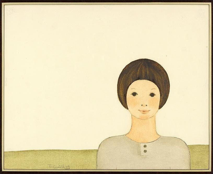 Elizabeth (Contemporary) Canadian Woman.