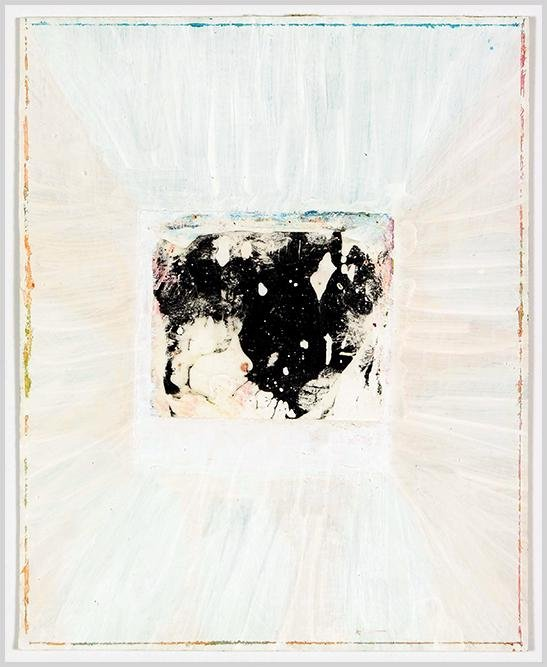 Bruria Finkel (American, Contemporary) Black & White.