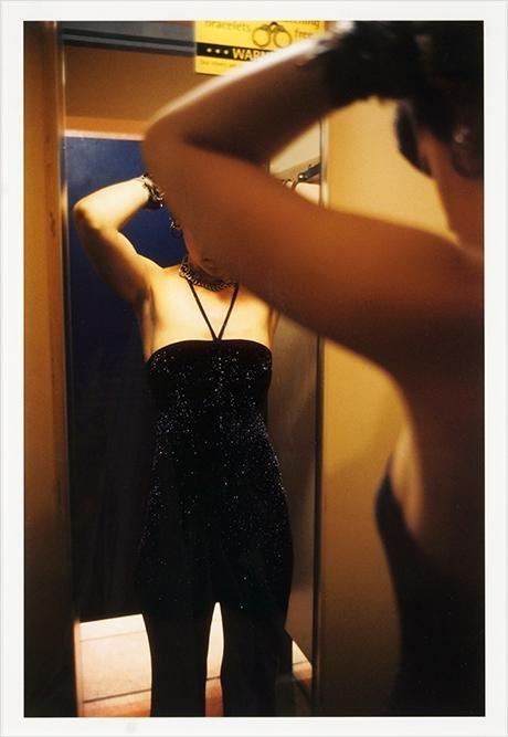 Laura London (American, B. 1969) Woman in Changing