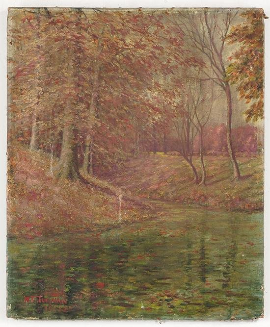 William T. Turman (American, 1867-1960) Autumn