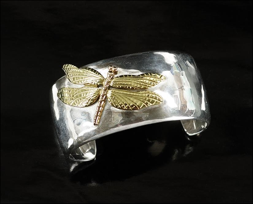 A Tiffany & Company Cuff Bracelet.