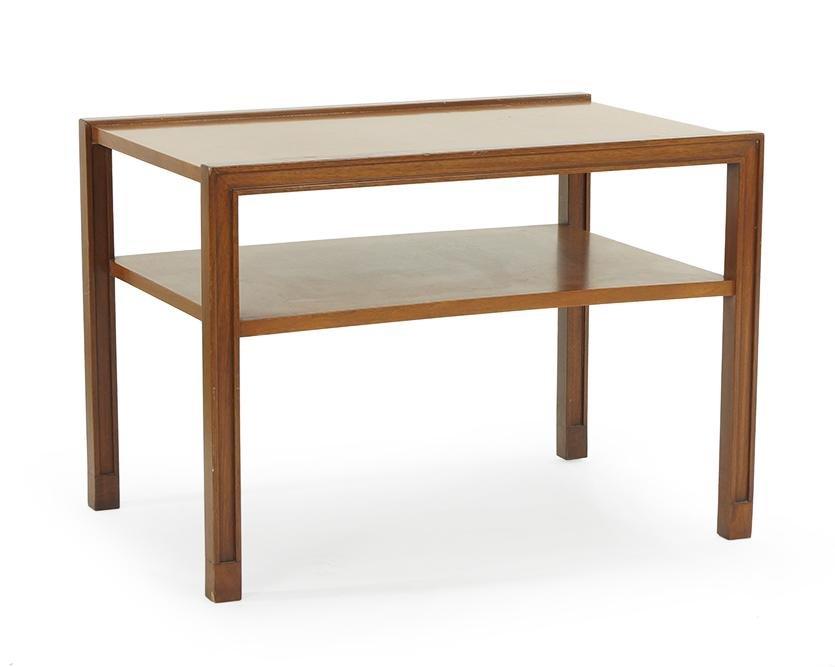 An Edward Wormley for Dunbar Occasional Table.